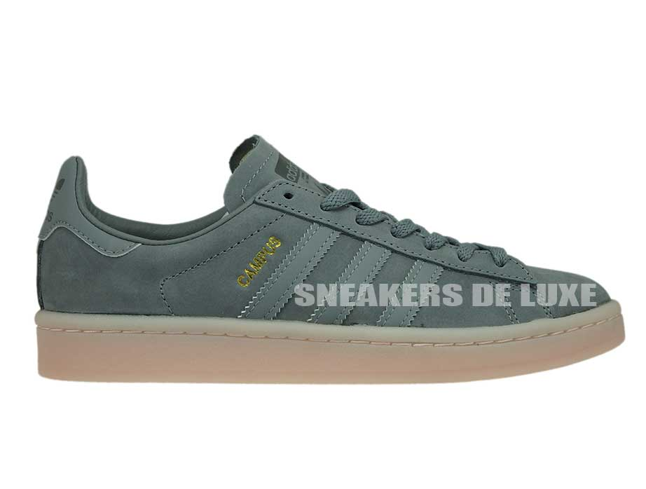 differently 96c92 7bd09 Details about BY9838 adidas WMNS CAMPUS GREY THREEICEY PINK