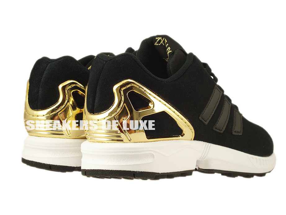 Adidas ZX flux dorato
